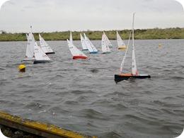 Thames Trophy 2012 - Start