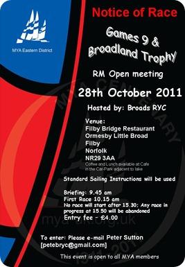 Broadland Trophy2012