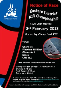 Eastern District R10 Championship2013