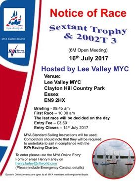 Sextant Trophy