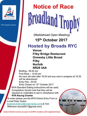 Broadland Trophy2017