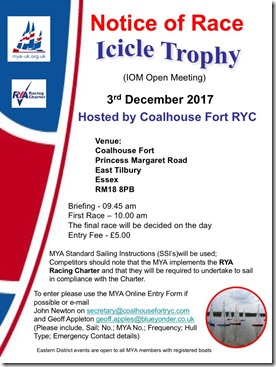 Icicle Trophy2017